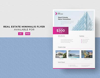 Real Estate Flyer - Vol. 1