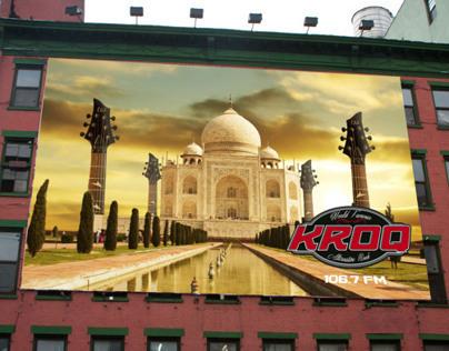 KROQ Out Door Advertisements