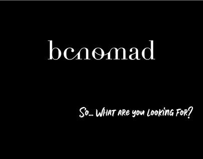 BCNomad Branding