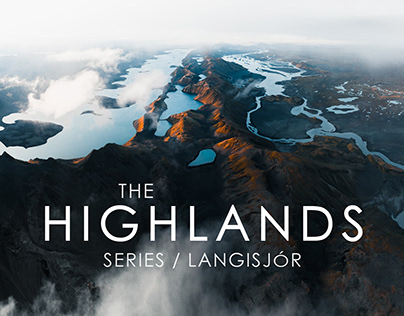 The Highlands Series / LANGISJÓR