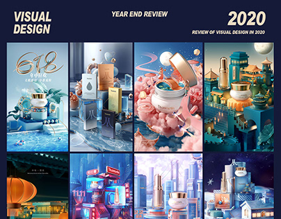 2020 visual case