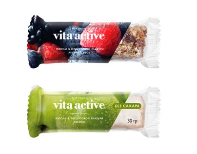 Muesli Bars Vita Active