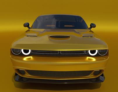 Dodge Challenger SRT Custom