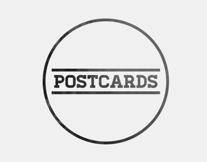 Postcards 2012