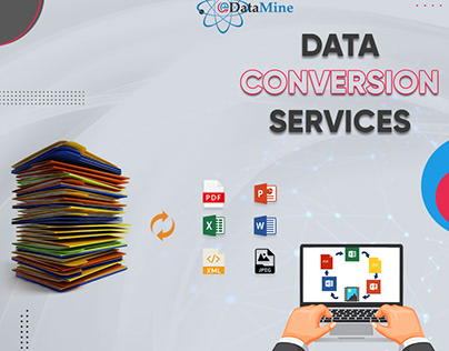 Outsource Data Conversion Services