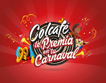 Colcafé - Te premia en tu carnaval