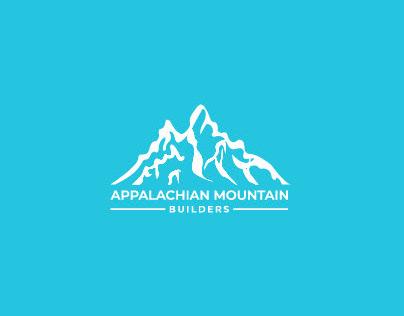 mountain minimalist logo