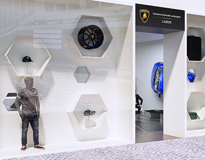 Concept Store Collezione Automobili Lamborghini