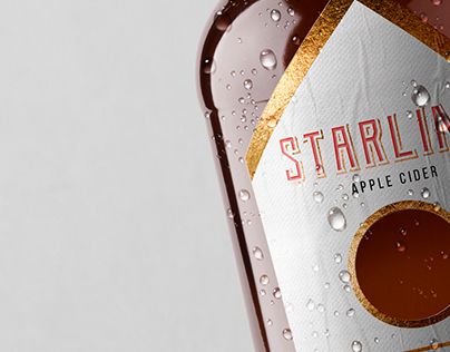S T A R L I N G apple cider