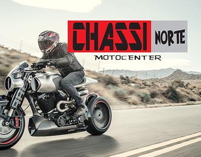 Identidade Visual - Chassi Norte Motocenter