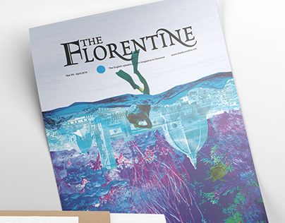 The Florentine Cover - Summer in Florence