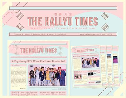 THE HALLYU TIMES (Newsletter)