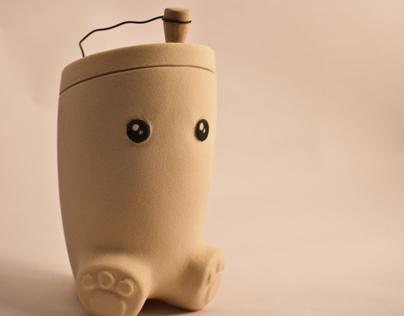 Form Study - Water Bottle