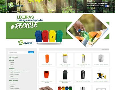 Web Site - JC Lixeiras