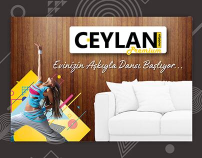Ceylan Mobilya Premium Mağazası Açılış Davetiyesi