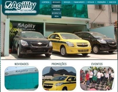 Agility Veículos  - www.agilityveiculosrj.com.br