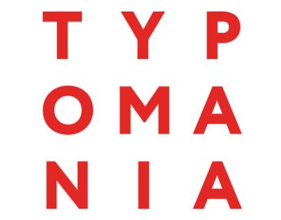 typo typomania