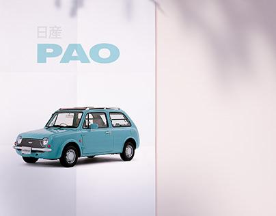 Nissan PAO.