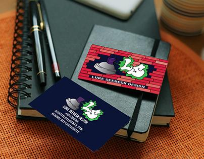 Identity Business Card