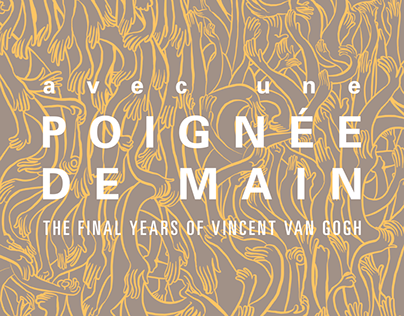 Vincent van Gogh Exhibition - Visual Identity