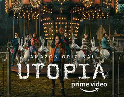 Utopia - Amazon Prime - Keyart