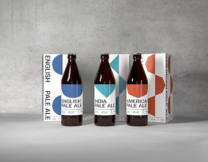 Pale Ale Packaging