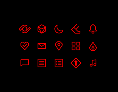 Icon Suite (Selects)