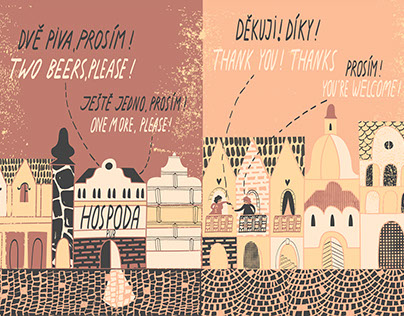 Prague Weekend Trip Vocabulary