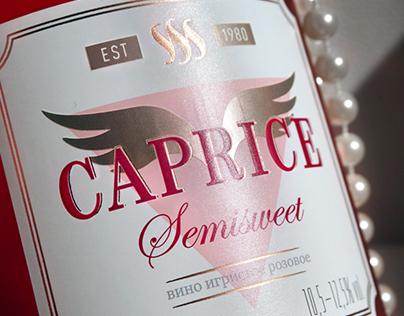Caprice Sparkling Wine / Игристое вино Caprice