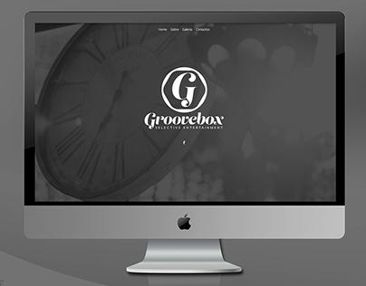 Groovebox - Logo & WebKit