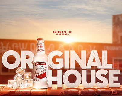 ORIGINAL HOUSE - SMIRNOFF ICE