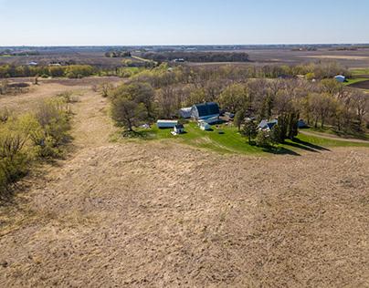 Farm Aerial & Video Shoot