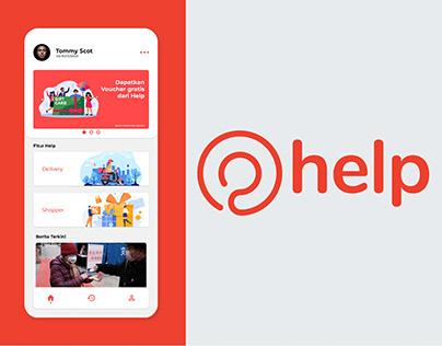 Help App UI Redesign