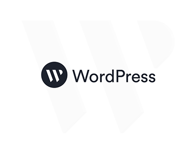 WordPress Logo Redesign