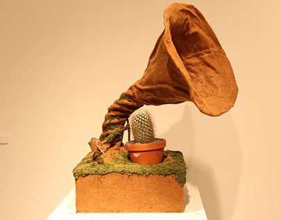 Organic Gramophone
