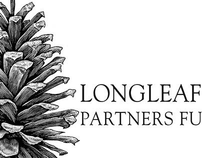 Longleaf Partners Logomark Illustrated by Steven Noble
