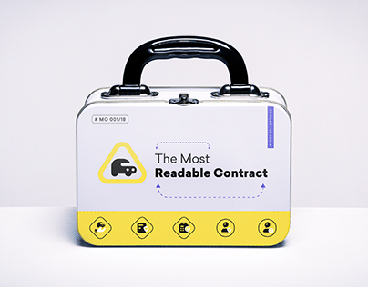 The Most Readable Contract