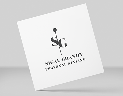 - Branding for Sigal Granot- Personal styling