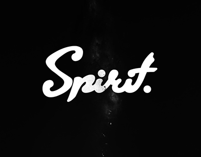 Spirit. — graphic designer