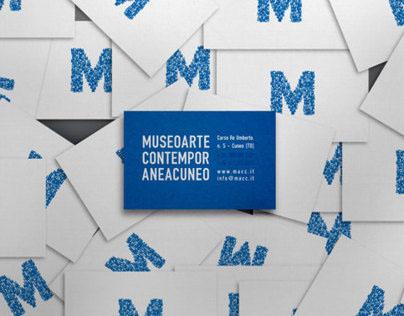 New Museum Identity Design - MACC