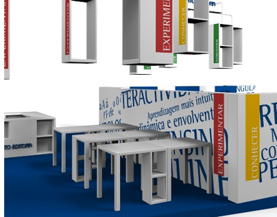 Exhibition Design - Stand Porto Editora