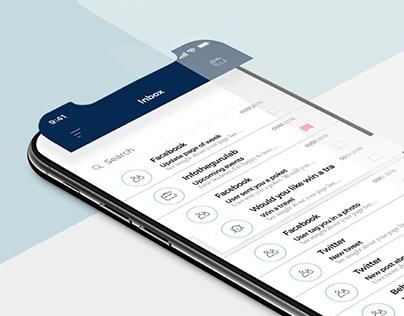 Mail App - Meil