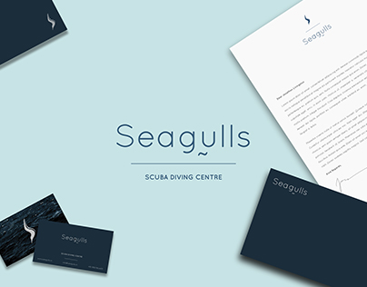 Seagulls ~ Corporate Identity
