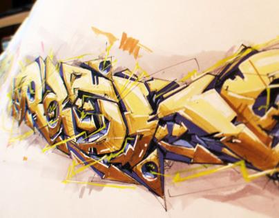 Super Drawing by RASKO