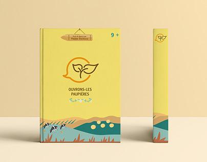 OUVRONS-LES PAUPIERES // livre pour enfant