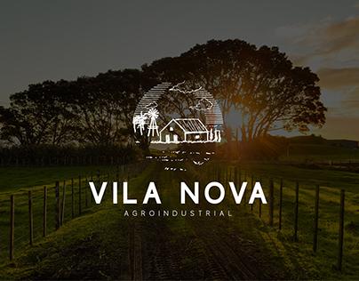 Branding - Vila Nova Agroindustrial