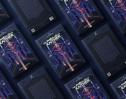 THE JOURNEY OF KAITHER ||| BOOKCOVER DESIGN