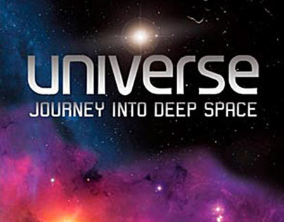Universe - Journey into Deep Space