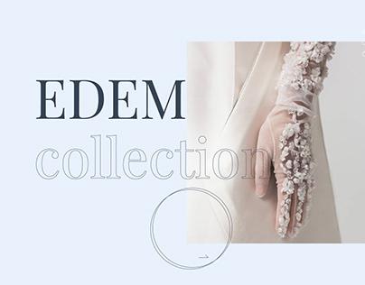 Edem Website Design/UX/UI