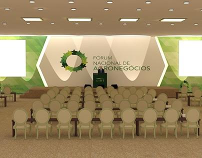 Fórum Nacional de Agronegócios Grupo Dória